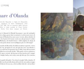 """Interno del libro """"Ascona. Un reportage"""""""